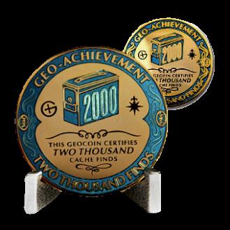 Groundspeak 2000 - Geo-Achievement Award