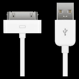 Cabstone USB Daten-/Ladekabel für Apple Geräte, 120 cm