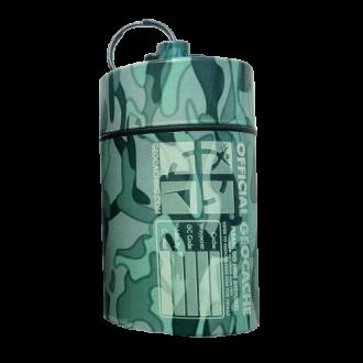 "Groundspeak ""Mighty Mega"" Cache Behälter, camouflage, lindgrün"