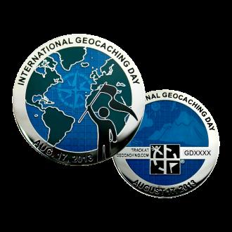 International Geocaching Day, Geocoin