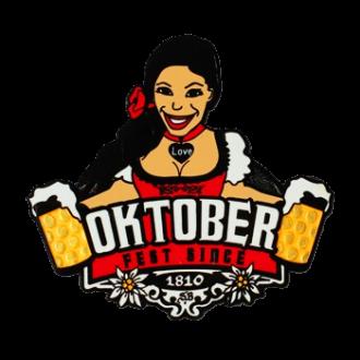 """Groundspeak """"Oktoberfest"""" Geocoin (Jenn)"""