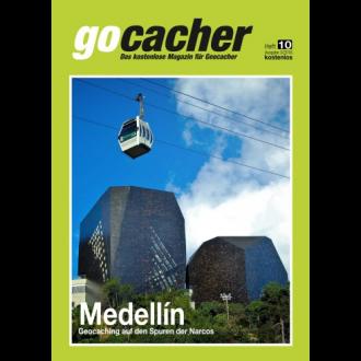gocacher Magazin Nr. 10, kostenlos