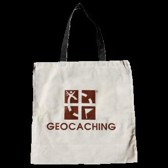 Groundspeak Geocaching Logo Tasche - Braun