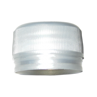 FTF-Deckel silber, für Mikro-Behälter