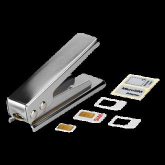 SIM-Kartenstanze, SIM auf Micro-SIM
