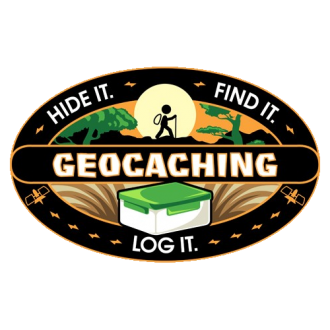 Hide It, Find It, Log, Sticker