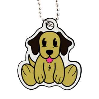 Puppy Cachekinz, Hund, braun