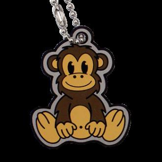 Monkey Cachekinz, Affe, braun