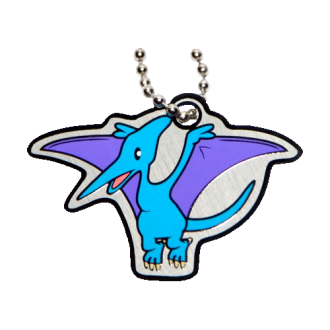 Pterodactyl Cachekinz, Flugsaurier