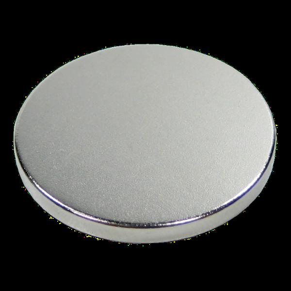 Neodym Magnet Scheibe 20x2mm