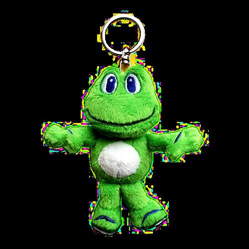 Signal the Frog®, Plüschtier-Schlüsselanhänger