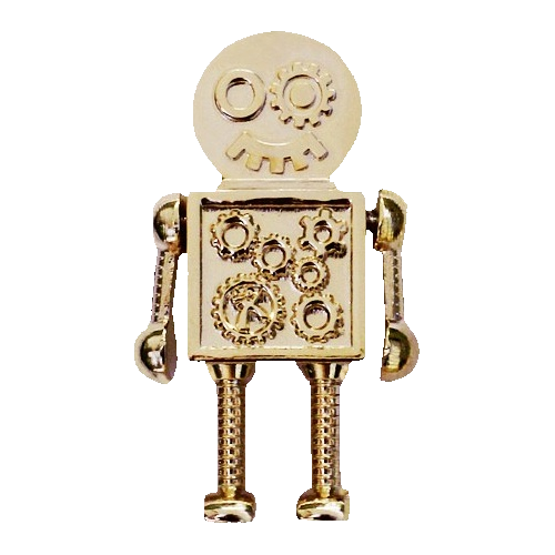 Coin Steampunk gold