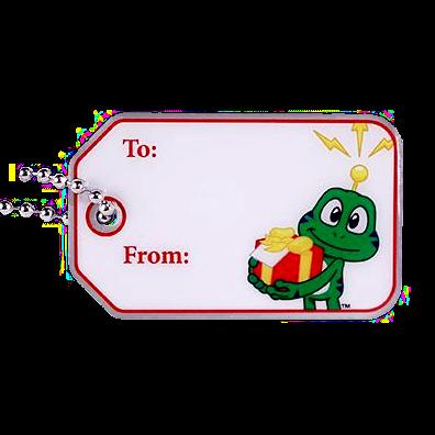 Signal the Frog® Travel Tag, Für /Von