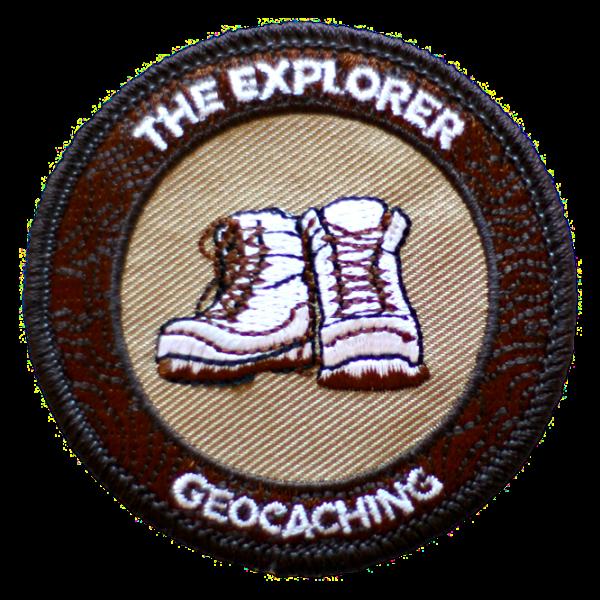 """7SofA Patch """"The Explorer"""" - Der Forscher, Aufnäher"""