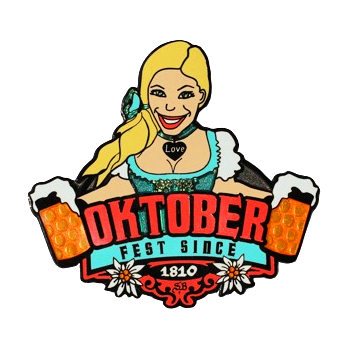 Coin Oktoberfest Christy