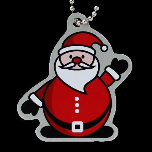 Traveltag Weihnachtsmann
