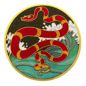 Coin Watersnake