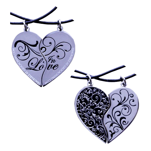 Coin Two Hearts In Love
