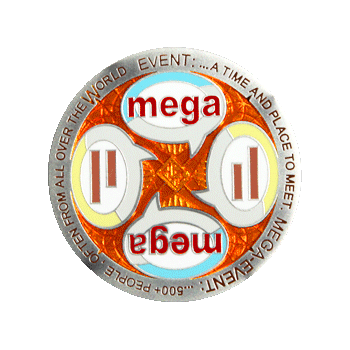 Coin cachetypes Mega Event neu