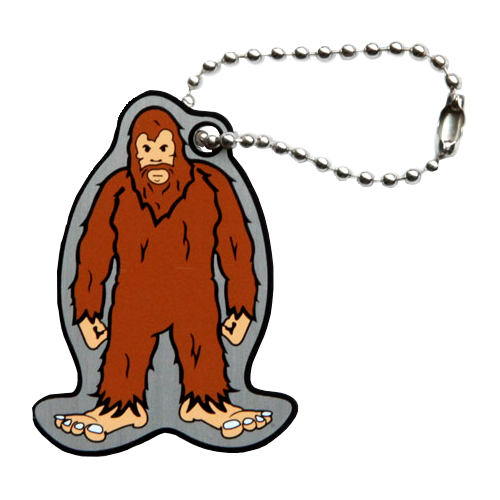 Traveltag cachekinz BigFoot