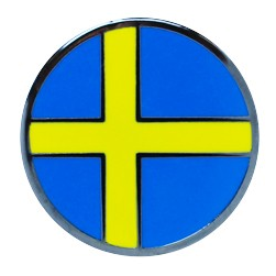 "Groundspeak ""Country Micro Geocoin"", Schweden"