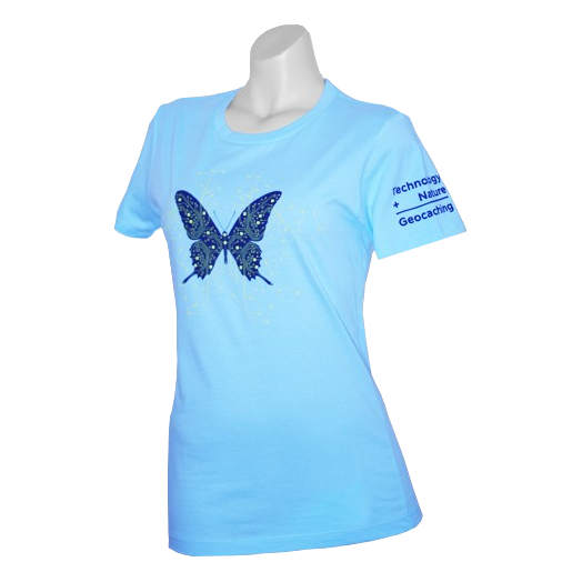 T Shirt schmetterling