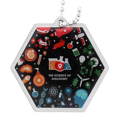 Science of Discovery, Travel Tag