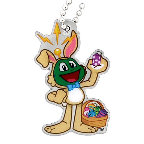Signal the Frog® Ostern Travel Tag