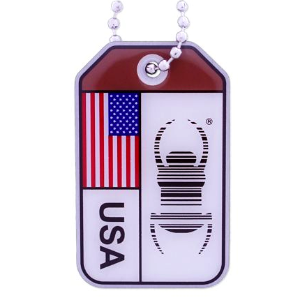 Travel Bug Origin - USA