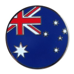 Country Micro Geocoin, Australien