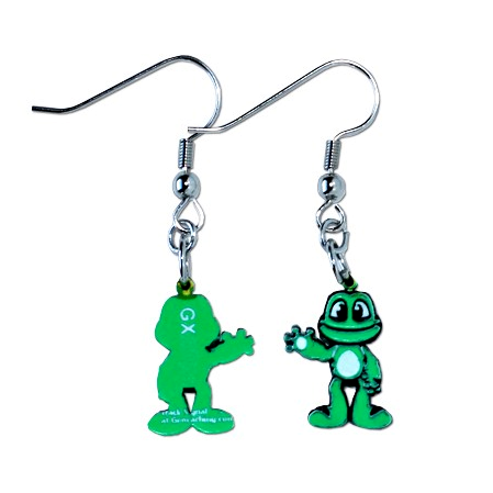 Signal the Frog®, Ohrringe, trackable