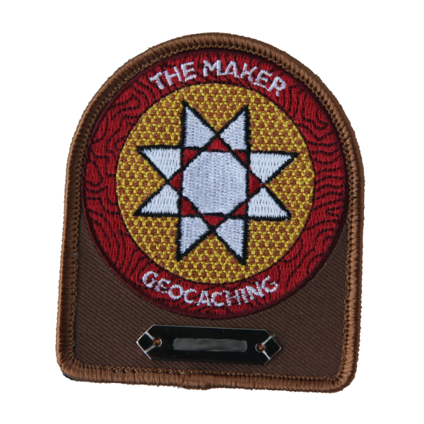 """Maker Madness"", Trackable Patch"