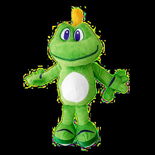 Signal the Frog®, Plüschtier mittel