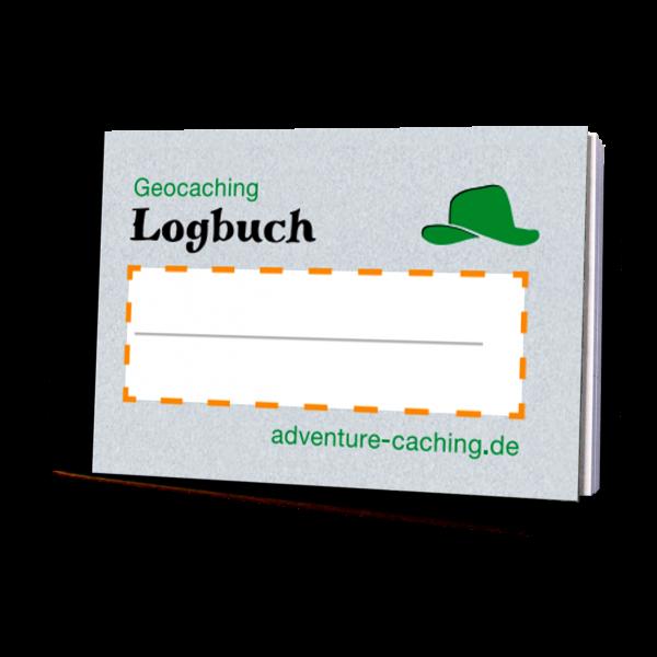 Geocaching Mikro-Logbuch XL, Classic-Line, Filmdosenlogbuch