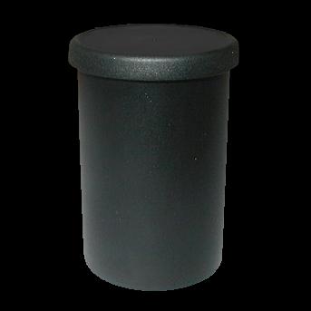 """Mikro-Behälter """"Filmdose 35 mm"""", schwarz"""