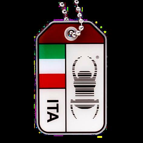 Travel Bug® Origins- Italien