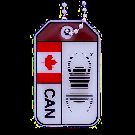 Travel Bug® Origin - Canada
