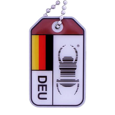 Travel Bug® Origin - Deutschland