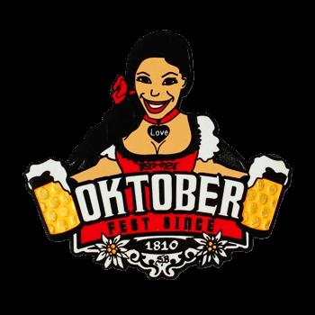 Coin Oktoberfest Jenn