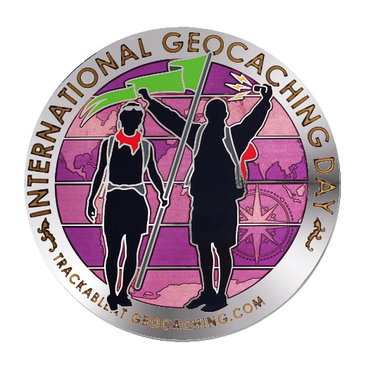 International Geocaching Day 2014, Geocoin