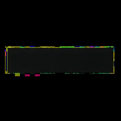 Reflexfolie schwarz