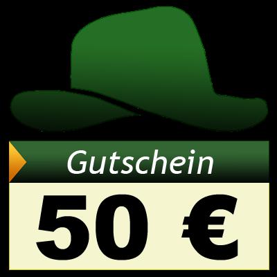 Geschenkgutschein 50Euro