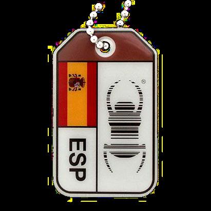 Travel Bug® Origin - Spanien