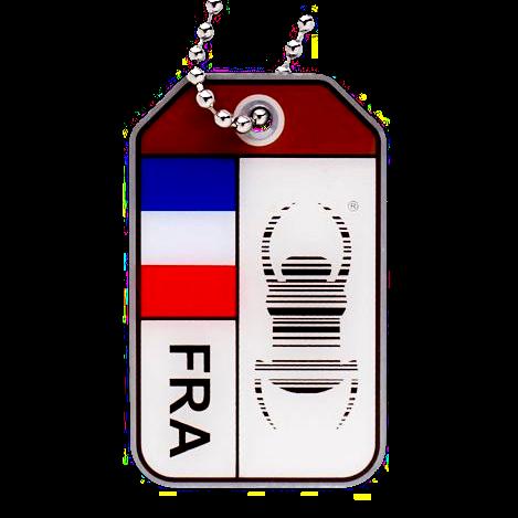 Travel Bug® Origins- Frankreich