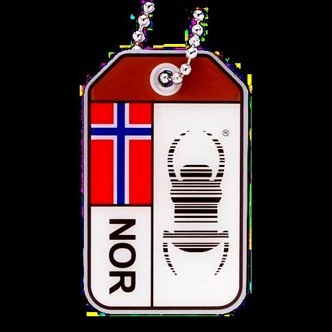 Travel Bug® Origins- Norwegen