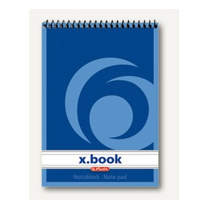 "Geocaching Logbuch ""Spiralblock"" Din A7, liniert"