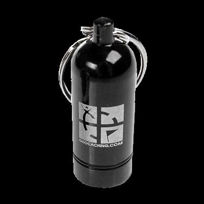 Cachecontainer Mikro schwarz
