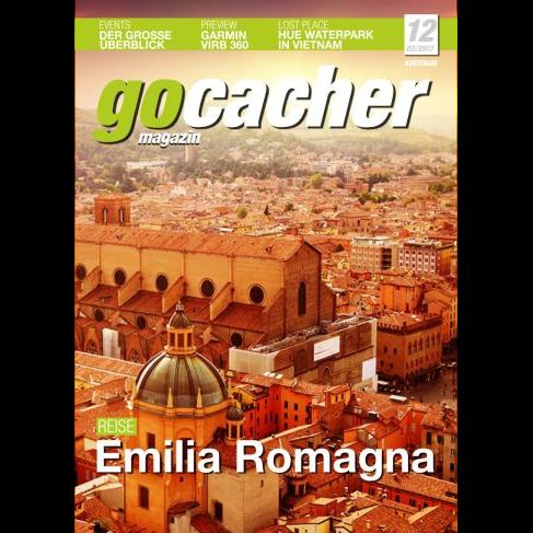 gocacher Magazin Nr. 12, kostenlos
