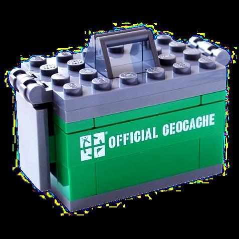 Bau Deine eigene Munitionskiste, LEGO®-kompatibel