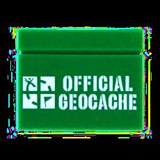 """LEGO-Stein """"Geocache"""""""